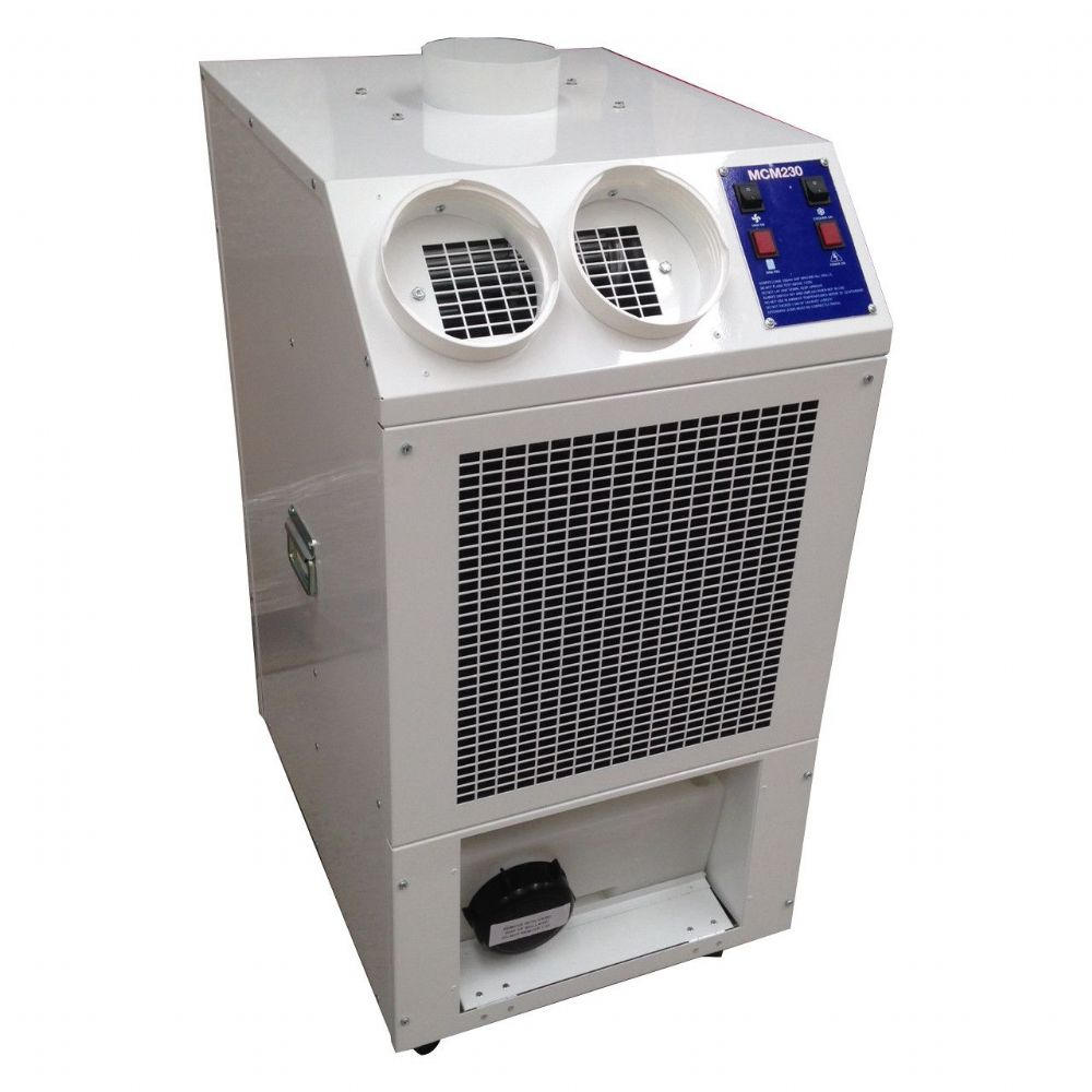Mcm230pd Industrial Portable Air Conditioning 6 7 Kw Power